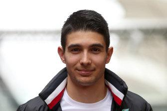 Esteban Ocon has joined Daniel Ricciardo's Renault.