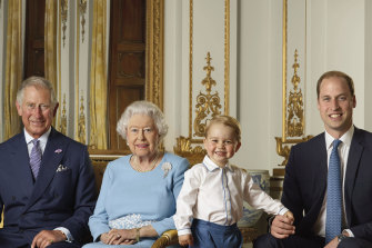With the exception of the young Prince George, the royals in the immediate line of succession will sit down with Prince Harry to discuss options for his split from the royal family.