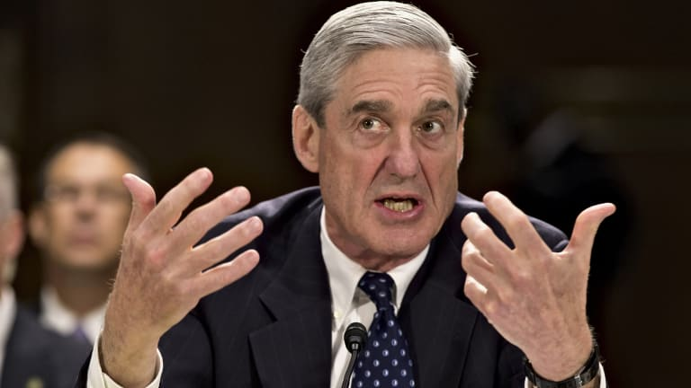Special Counsel Robert Mueller wants his team to interview Donald Trump.