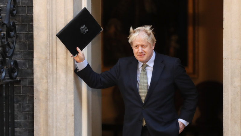Johnson's plan for an 'Australian-style' immigration regime encounters a roadblock