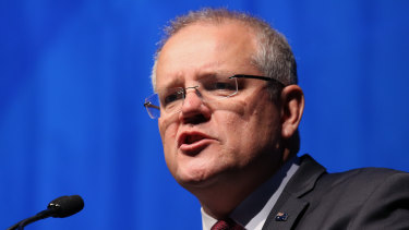Prime Minister Scott Morrison declared suicide prevention a key priority for his government this month after record funds were pledged in the pre-election budget.