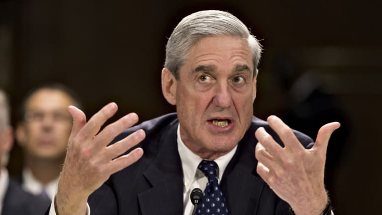 Special Counsel Robert Mueller may be next in the firing line.