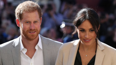 The Duke and Duchess of Sussex will spend a week in Australia before heading to Fiji, Tonga and New Zealand.