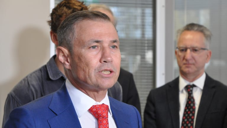 Deputy Premier Roger Cook has backed Transport Minister Rita Saffioti over the awarding of a $136 million contract awarded to Chinese telco Huawei.