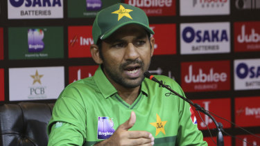 Skipper Sarfaraz Ahmed was dumped ahead of the Australian tour.