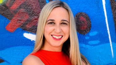 Journalist Jill Stark.