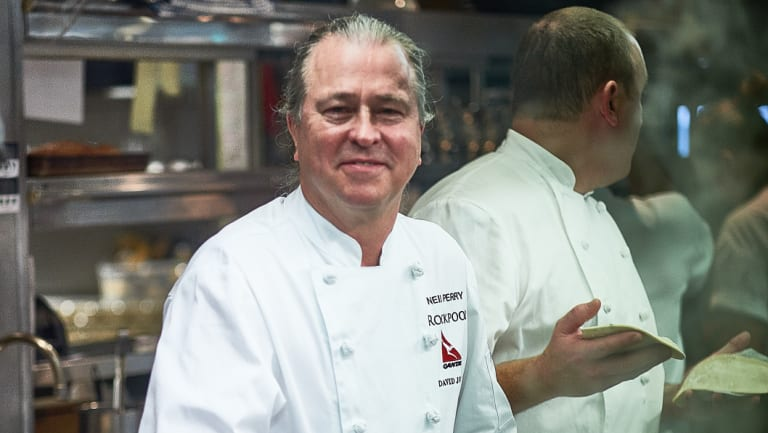 Neil Perry of Rockpool Dining Group.