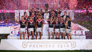 There could be big changes to the way we watch rugby league in the future.