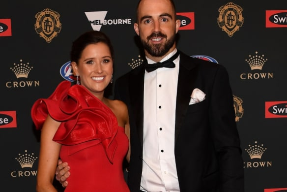 Brownlow count: It's a tight race at the top