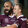 Cherry-Evans says big win against Cowboys proof Manly no one-man team