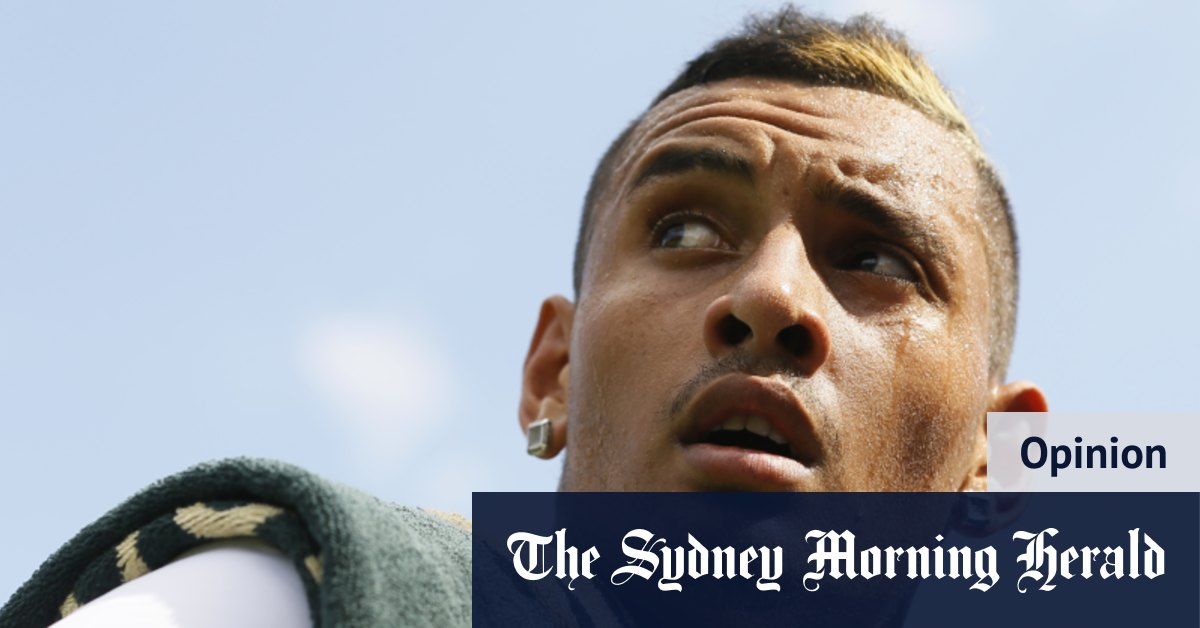 Nick Kyrgios 2.0: The reinvention of tennis' enfant terrible