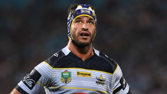 I almost left the NRL to play rugby union: Thurston