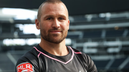 Giteau, Ashley-Cooper join former Wallabies selling rugby to Los Angeles