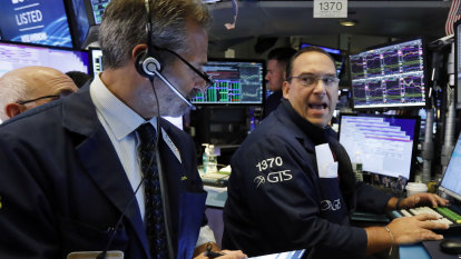 ASX set to edge higher after rocky Wall Street session