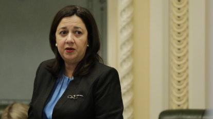 'I'm human just like everyone else': Qld Premier defends border decision