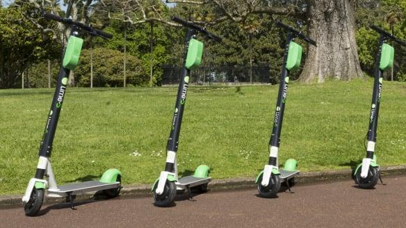 Lime scooters left you sour? Go suck a lemon