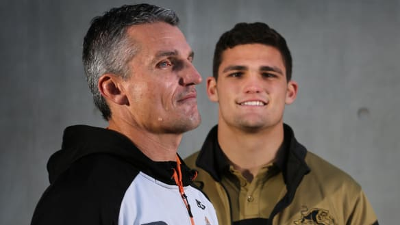 Panthers seal Nathan Cleary deal and there is no 'dad clause'
