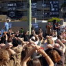 'Not the time, not the place': Protesters warned off Story Bridge