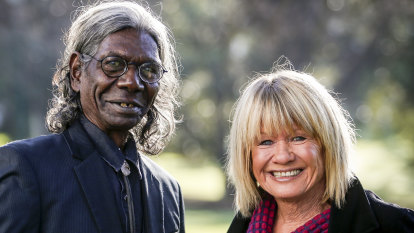 David Gulpilil and me: Margaret Pomeranz, Tony Briggs and more reflect on a pioneer