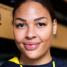 'I swore I wouldn't be back': Cambage's surprise return a chance to talk Olympics, race and fertility