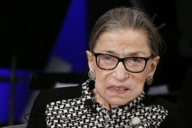 The death of Ruth Bader Ginsburg has sent an already fevered election into overdrive.