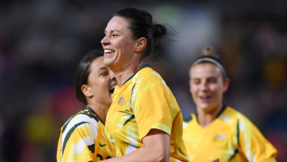 Milicic says Matildas will be sharper in Olympic qualifying