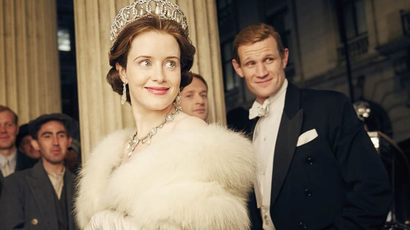 Royal pay gap? Netflix's The Crown paid Queen Elizabeth less than her prince