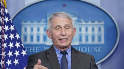 'There are other ways': Fauci raises doubts about COVID vaccine patent waiver push