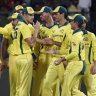 Australian team's 'great security' as India-Pakistan tensions escalate