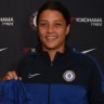 'The right fit': Chelsea will improve me, says Kerr