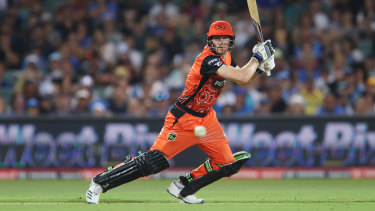 Cam Bancroft formed an important partnership with Mitch Marsh at Optus Stadium on Saturday night.