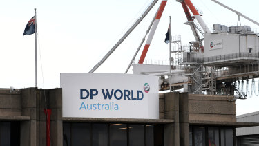 DP World workers are involved in a protracted industrial dispute with the company over wage and other entitlements.