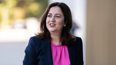 Queensland Premier Annastacia Palaszczuk could benefit from any move to suspend Parliament, a political expert says.
