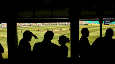 The SCG is due to host the third Test from January 7.