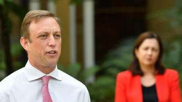 "Queensland Health Minister Steven Miles said on Saturday he was ""determined to find and trace every COVID-19 case in Queensland""."