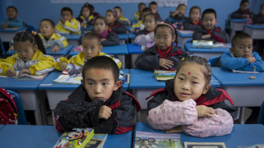 In China somewhere between 20 per cent to 30 per cent of children with severe to profound hearing loss get access to Cochlear implants.