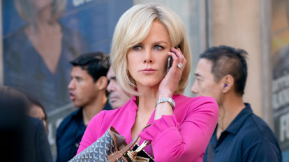 How a Hollywood icon helped pick Nicole Kidman's latest role