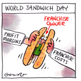 World Sandwich Day.
