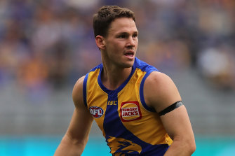 Jack Redden has been added to the Eagles' growing injury list.