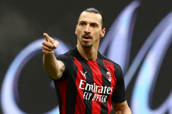 Zlatan Ibrahimovic is being investigated by UEFA.