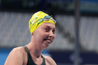 22-year-old Lakeisha Patterson has taken Australia's fourth gold in the Para Games.