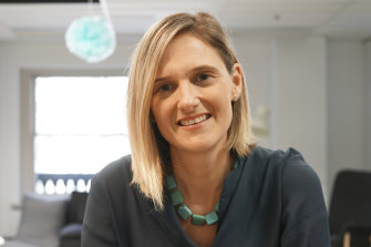 Verve Super's CEO Christina Hobbs is using scoring of Australian listed companies on gender equity as part of its investment evaluation process
