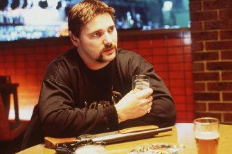 Mark 'Chopper' Read (Eric Bana) has celebrity on his mind in Andrew Dominik's 2000 film.