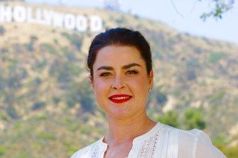 """Perhaps it's the accent"": Sydney's Hollywood ""fixer"" Amanda Archer."