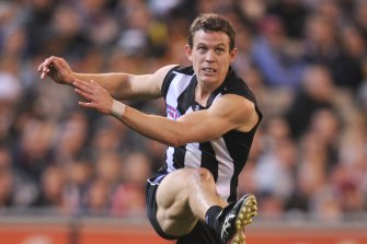 Luke Ball has joined the Pies' sub-committee.