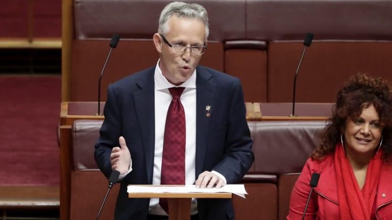 Senator David Smith in June.