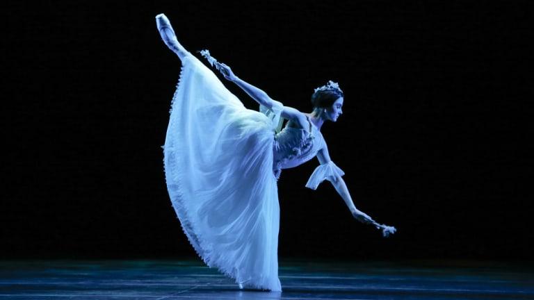Valerie Tereshchenko in Giselle.