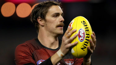 Joe Daniher's 2019 is over before it had a chance to really get going.