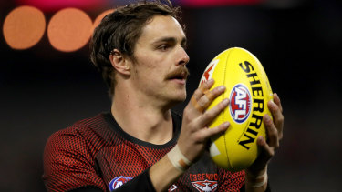 Joe Daniher wanted a move to the Swans, but the club couldn't get the deal done.