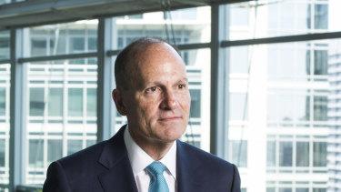 IAG chief executive Peter Harmer